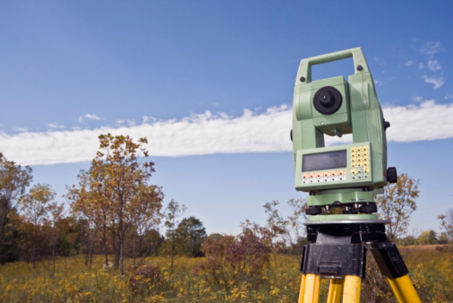 Fall time surveying